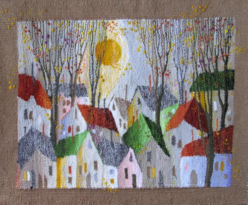 City autumn II
