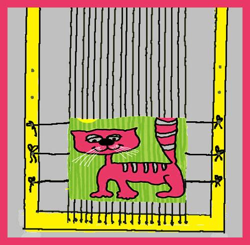 Советы по ткачеству. Как правильно соткать гобелен